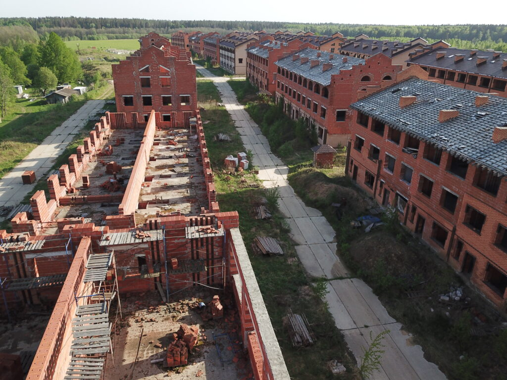 Фотоотчет  строительной площадки от 25.05.2021 г.