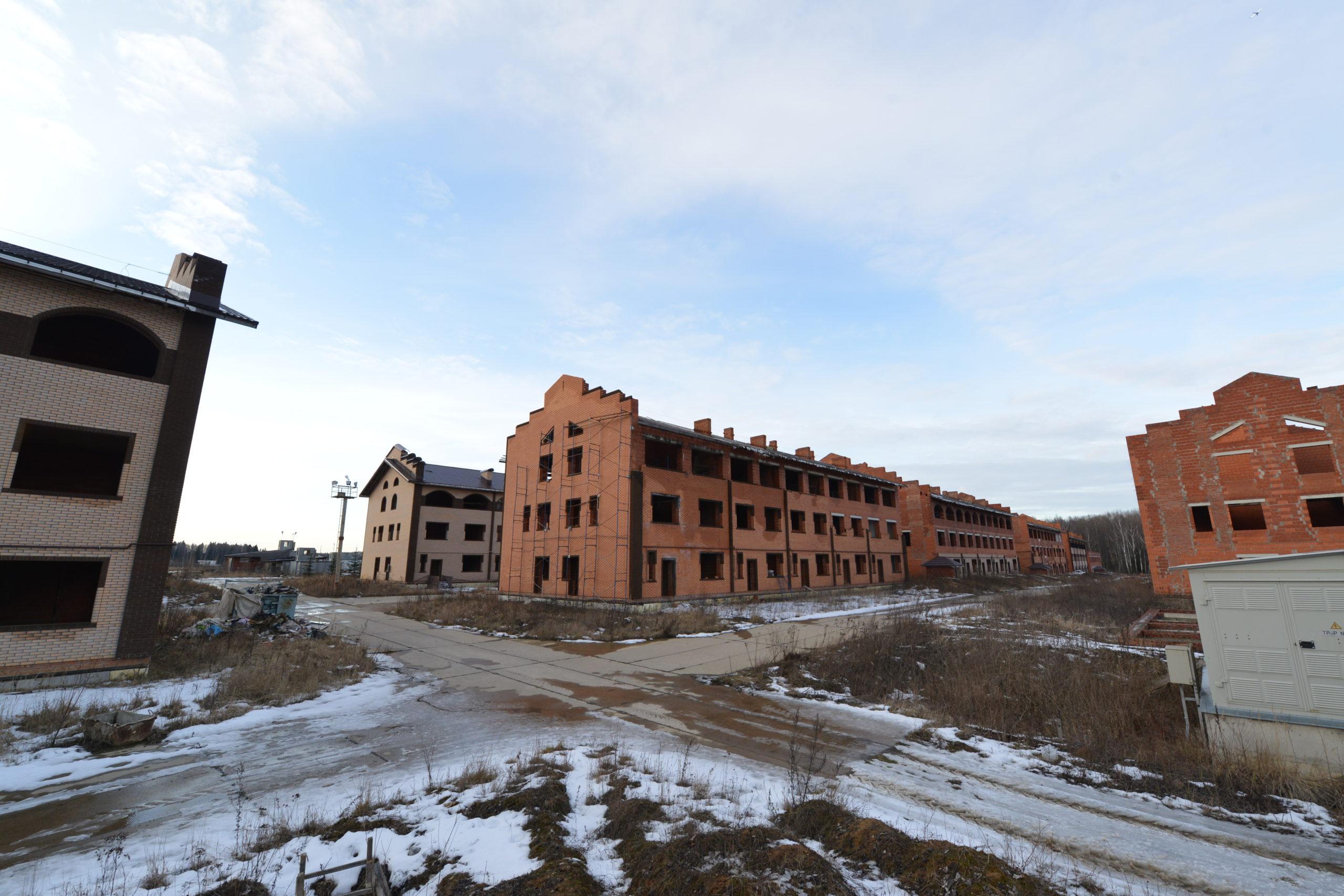 Фотоотчет со строительной площадки ЖК апрель 2020 г.